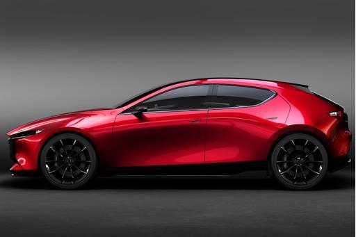 Mazda Teases Next Mazda3 (Probably)