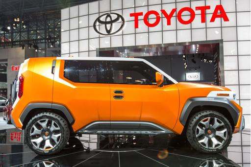 Toyota FT-4X Concept Review: Photo Gallery