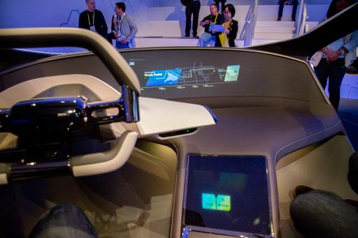 Connected Cars Show Promise At Ces 2017 News Cars Com