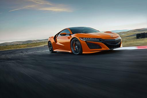 2019 Acura NSX: Supercar Shoppers Get a Bit More for Their $160K