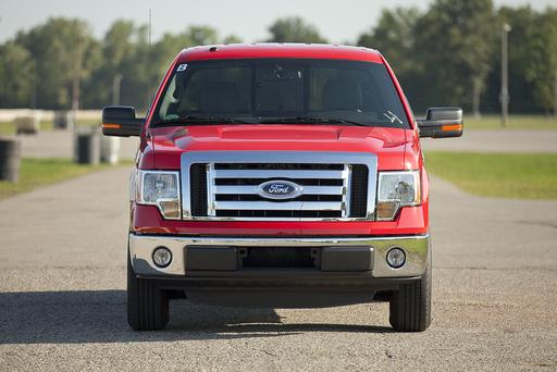 2009-2014 Ford F-150 Fuse Issue