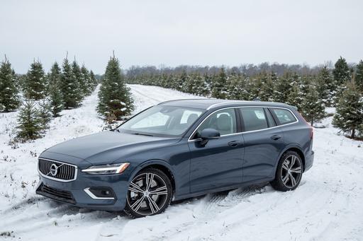 Volvo Prices Stylish 2019 V60 for Wagon Fans