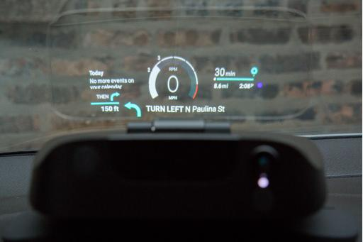 Navdy Head-Up Display Review