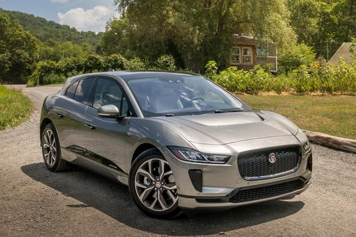 2019 Jaguar I-Pace First Drive: Pace Car for Fun in an Electric SUV