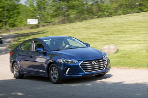 2017 Hyundai Elantra Eco: Real-World Fuel Economy