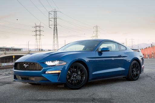 Toyota Certified Pre-Owned >> Goin' Back to Cali: Ford Mustang California Special Returns for 2019 | News | Cars.com