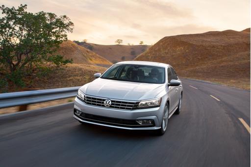 2016 Volkswagen Passat: First Drive