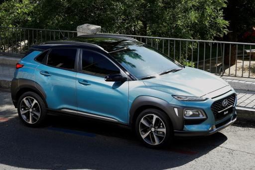 Hyundai's All-New Kona to Make U.S. Debut in L.A.