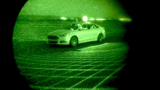 Are You Afraid of the Dark? Ford's Driverless Cars Aren't