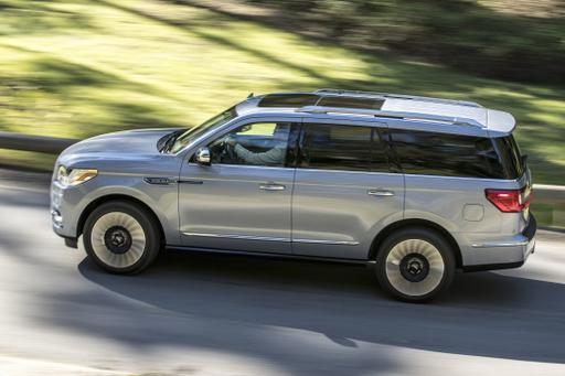 2018 Lincoln Navigator: What's the Cost of a Fill-Up?
