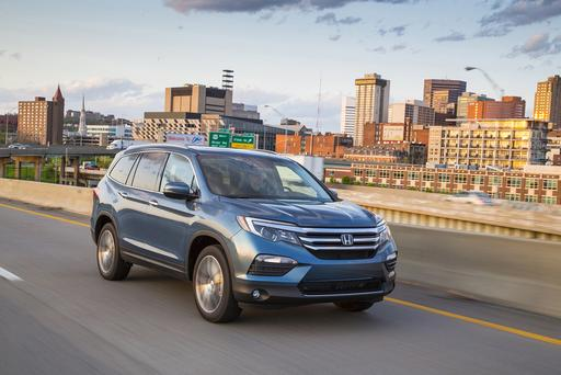 2018 Honda Pilot: What's the Cost of a Fill-Up?
