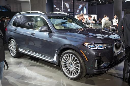 2019 BMW X7: Plenty to Like About the Three-Row Bimmer