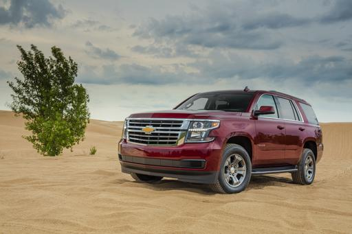 2018 Chevrolet Tahoe Custom Trim Cuts Costs