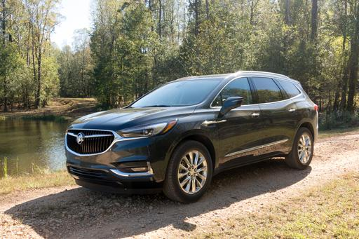 2018 Buick Enclave Review: First Drive