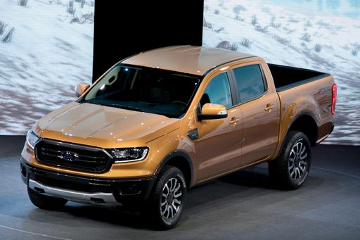 Ford Ranger Returns for 2019
