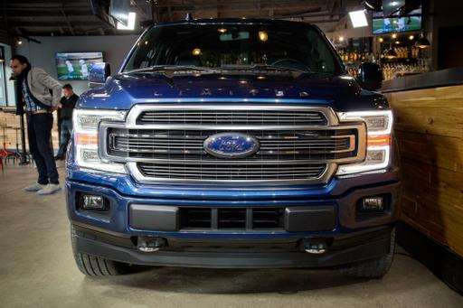 2018 Ford F-150 Review: Photo Gallery