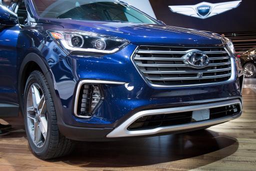 2017 Hyundai Santa Fe: First Impressions