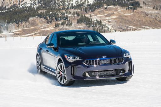 2019 Kia Stinger GT Atlantica: Limited Edition, Global Flavor