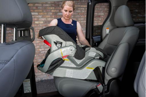 What's the Best Minivan for Car Seats?