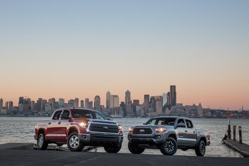 We Let the 2018 Toyota Tundra Fight the 2018 Toyota Tacoma