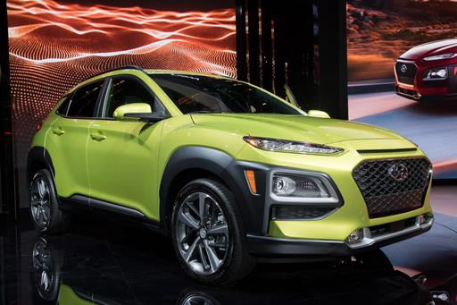 2018 Hyundai Kona: We Have Questions (and a Photo Gallery)