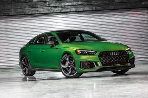 2019 Audi RS 5 Sportback Injects Sport, Performance Into Lineup