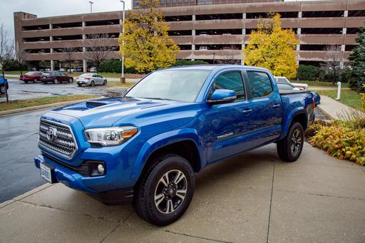 Our View: 2017 Toyota Tacoma