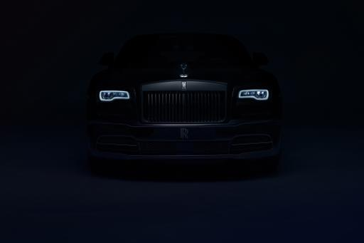 Rolls-Royce Unveils Black Badge Trim at 2016 Geneva Motor Show