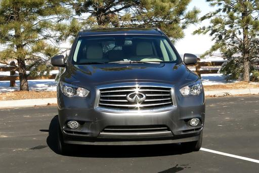 2013-2015 Infiniti JX, QX60 Power Steering Issue