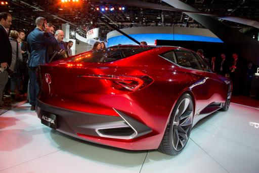 2016 Detroit Auto Show What You Missed: Day Two