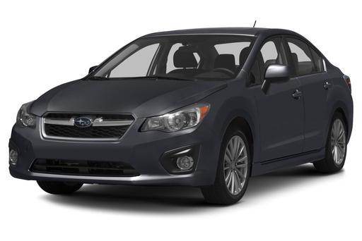 Recall Alert: 2012 Subaru Impreza