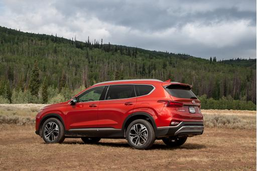 2019 Hyundai Santa Fe: How Much Does It Cost to Fill Up?