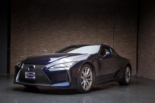 2018 Lexus Lc 500h More Sports Car Or More Hybrid News Cars Com