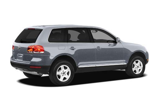 Recall Alert: 2004-2007 Volkswagen Touareg