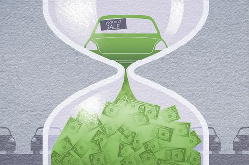 The Time Is Ripe for Buying a New Car