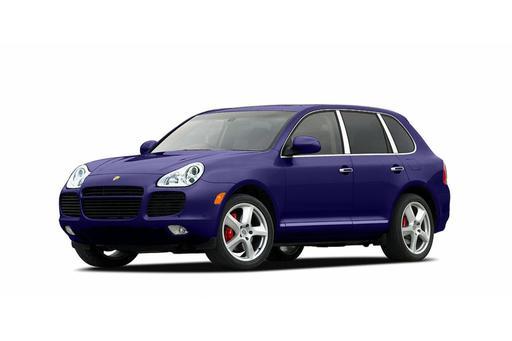 2003-2006 Porsche Cayenne: Recall Alert