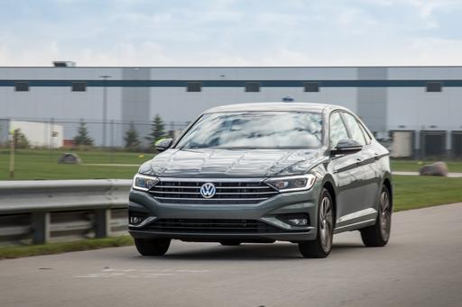 2019 Volkswagen Jetta Review: Better in All the Right Places