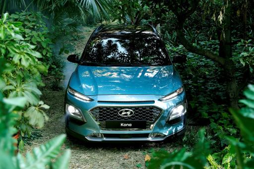 2018 Hyundai Kona Splits the Competition on Price