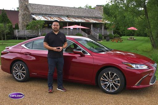 2019 Lexus ES First Drive Video: A Massive Improvement (Mostly)