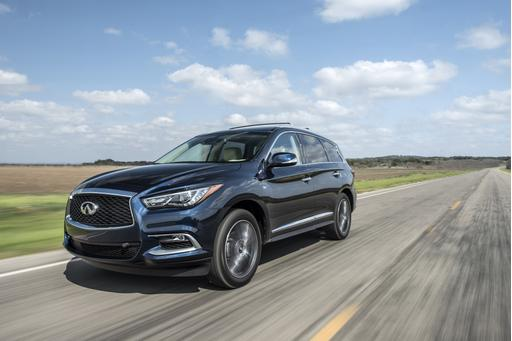 Infiniti QX60 Hybrid Axed, Electric Concept Rumored