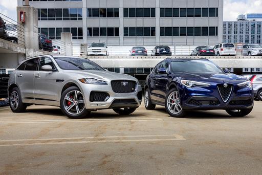 Jaguar F-Pace or Alfa Romeo Stelvio? A $17,000 Question