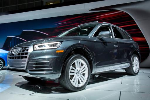2018 Audi Q5 Review: Photo Gallery