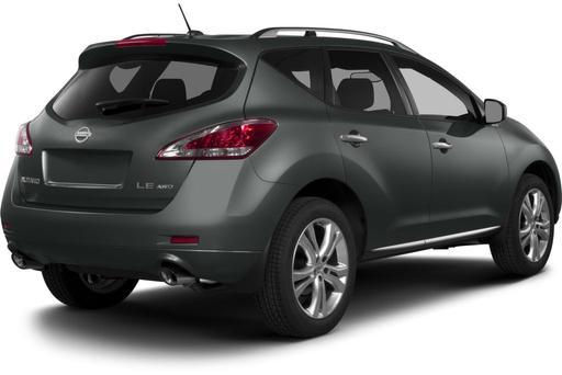 2013-2014 Nissan Murano: Recall Alert