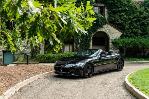 2018 Maserati GranTurismo Sport Convertible Embodies Ageless Beauty