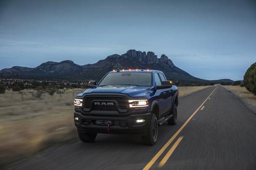 Ram Dominates Truck News in Detroit