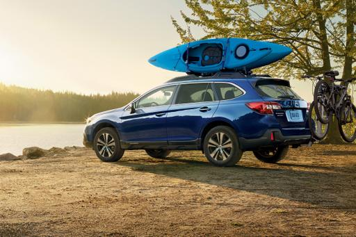 Redesigned Subaru Outback to Follow Closely in 2020 Legacy's Footsteps
