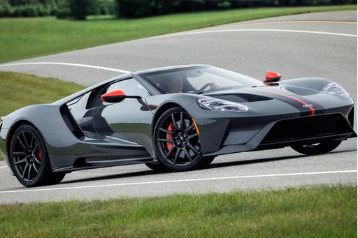 2019 Ford GT Carbon Series Gives Buyers Another Decision to Obsess Over