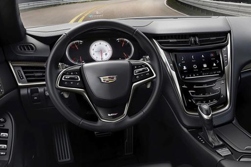 Cue the Revision: Cadillac Revamps Infotainment System