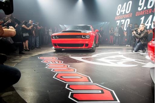 2018 Dodge Challenger SRT Demon Review: First Impressions and Photo Gallery