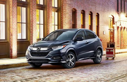 2019 Honda HR-V Gets Knobbier, Techier and More Competitive